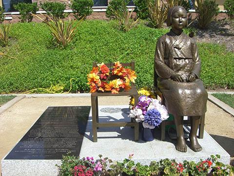 Glendale Comfort Women Statue